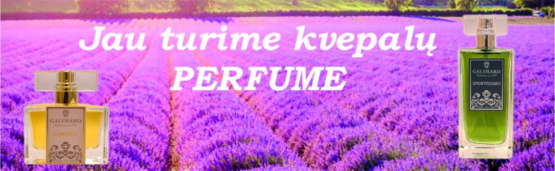 Parfum jau prekyboje